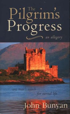 Pilgrim's Progress by John Bunyan (paperback)